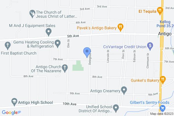 1232 7th Ave, Antigo, WI 54409, USA