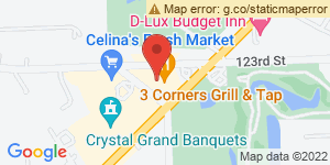 3 Corners Grill & Tap Location