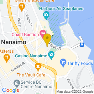 Map to Port Theatre provided by Google