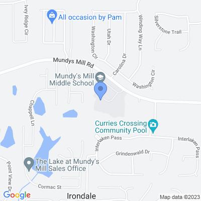 1251 Mundys Mill Rd, Jonesboro, GA 30238, USA