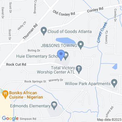 1260 Rockcut Rd, Forest Park, GA 30297, USA