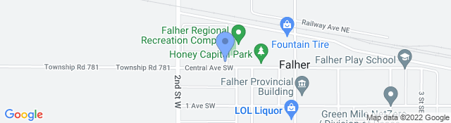 127-103 Central Ave SW, Falher, AB T0H 1M0, Canada