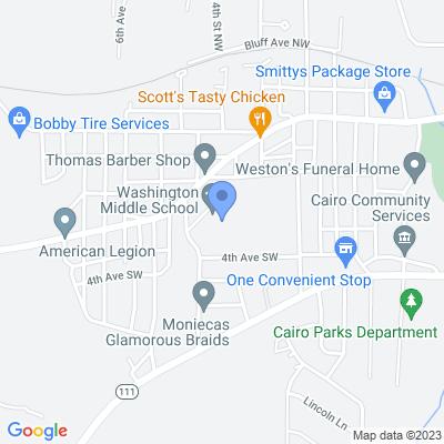 1277 Martin Luther King Jr Ave, Cairo, GA 39828, USA