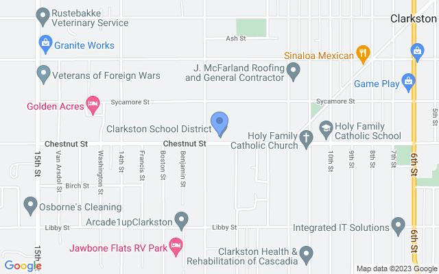 1284 Chestnut St, Clarkston, WA 99403, USA