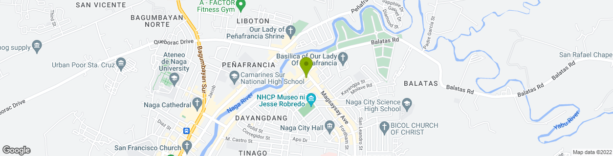 Magsaysay Ave-Naga City
