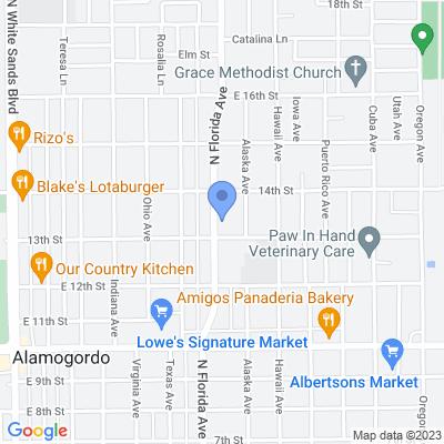1300 N Florida Ave, Alamogordo, NM 88310, USA