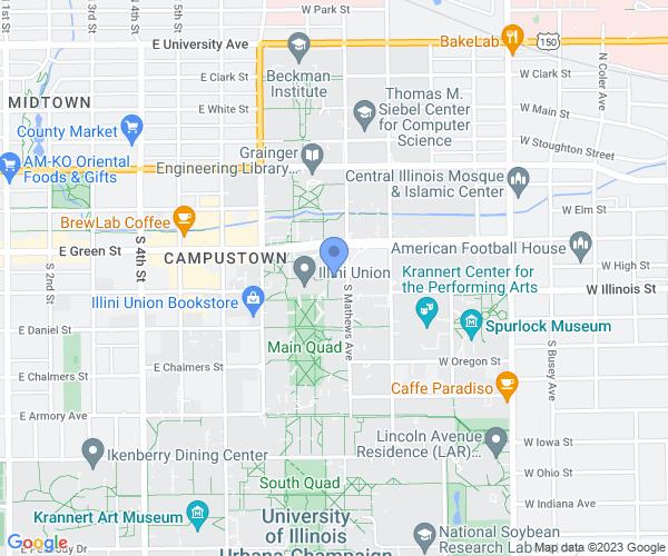 1301 W Green St, Urbana, IL 61801, USA