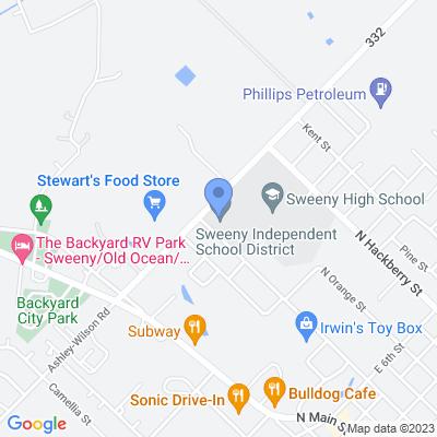 1310 N Elm St, Sweeny, TX 77480, USA