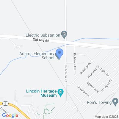 1311 Nicholson Rd, Lincoln, IL 62656, USA