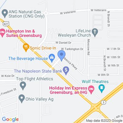 1312 Westridge Pkwy, Greensburg, IN 47240, USA