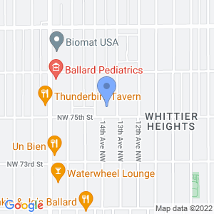 1320 NW 75th St, Seattle, WA 98117, USA