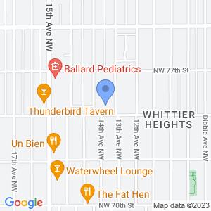 1320 NW 75th St, Seattle, WA 98117, USA