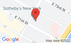 Google Maps thumbnail location of Sotheby's