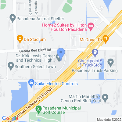 1348 Genoa Red Bluff Rd, Houston, TX 77034, USA