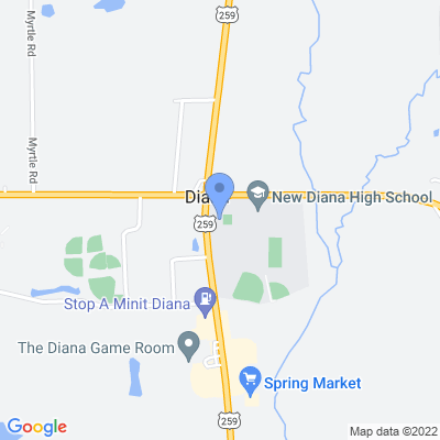 1373 US-259, Diana, TX 75640, USA