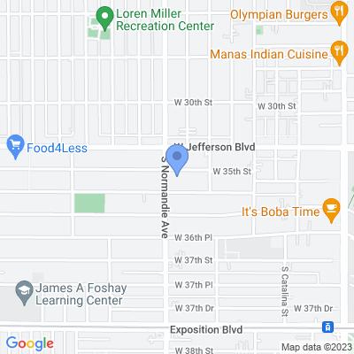 1374 W 35th St, Los Angeles, CA 90007, USA