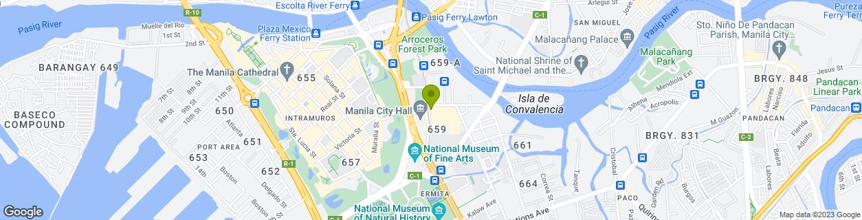 SM Manila-Level 1