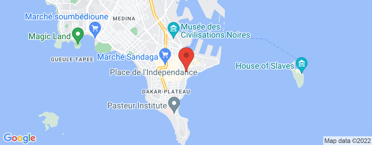 Pullman Dakar Teranga Hotel
