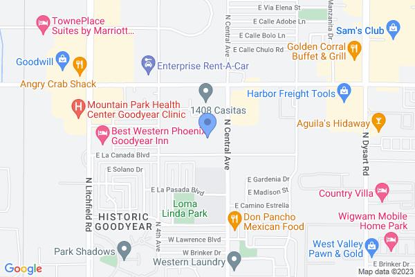 1406 N Central Ave, Avondale, AZ 85323, USA