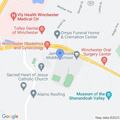 1415 Amherst St, Winchester, VA 22601, USA
