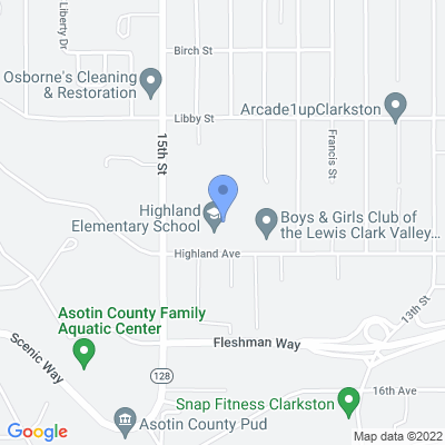 1428-1438 Highland Ave, Clarkston, WA 99403, USA
