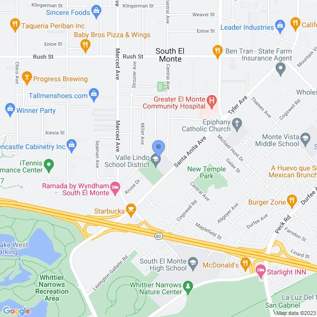 1431 Central Avenue, South El Monte, CA 91733, USA