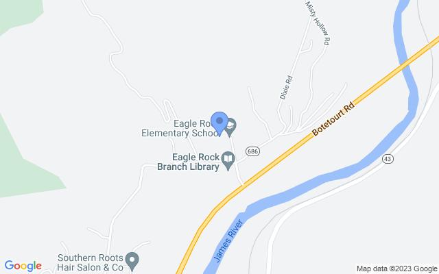 145 Eagles Nest Dr, Eagle Rock, VA 24085, USA