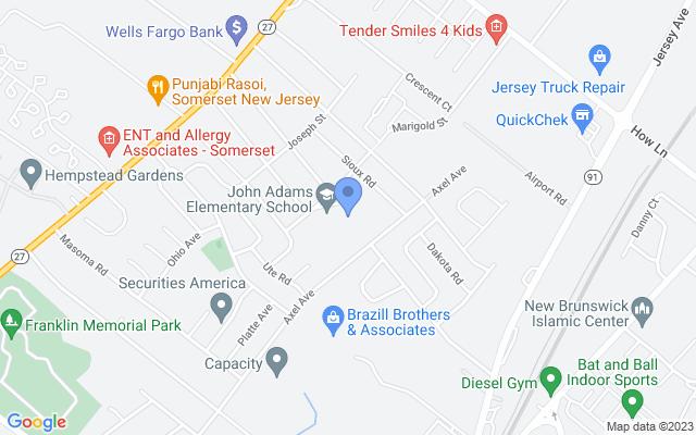 1450 Redmond St, North Brunswick Township, NJ 08902, USA
