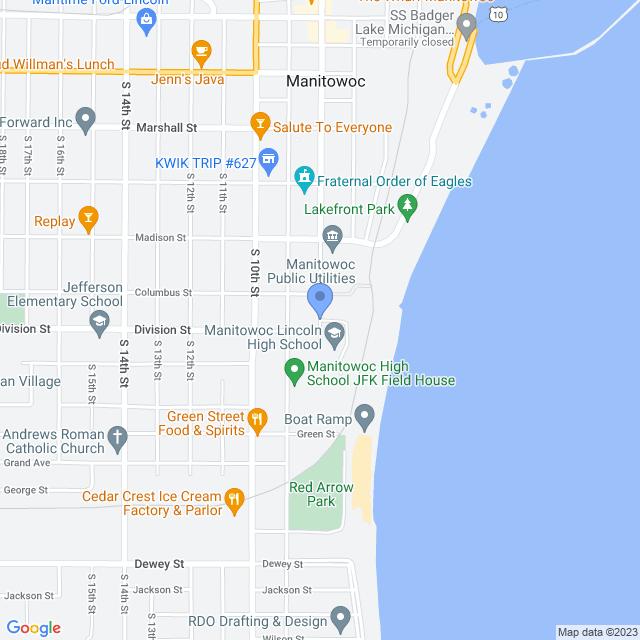 1453-1401 S 8th St, Manitowoc, WI 54220, USA