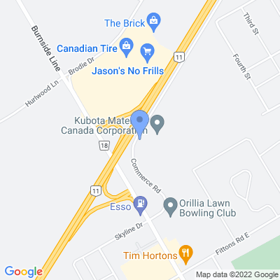 15 Commerce Rd, Orillia, ON L3V 6H3, Canada