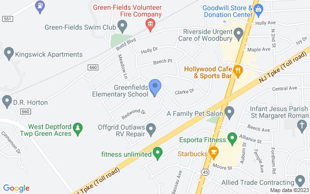 15 Hill Ln, Woodbury, NJ 08096, USA