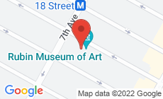 Google Maps thumbnail location of The Rubin Museum of Art