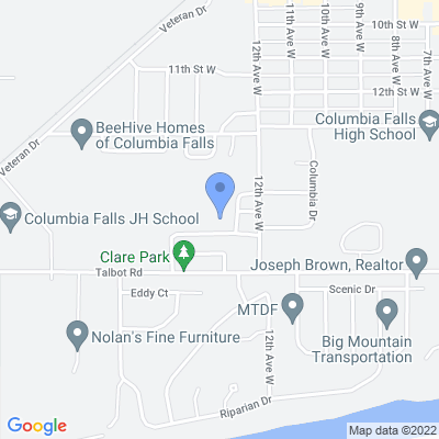1500 12th Ave W, Columbia Falls, MT 59912, USA