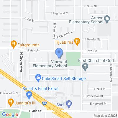 1500 E 6th St, Ontario, CA 91764, USA