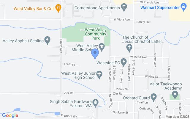 1500 S 75th Ave, Yakima, WA 98908, USA