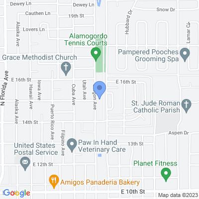 1500 Oregon Ave, Alamogordo, NM 88310, USA