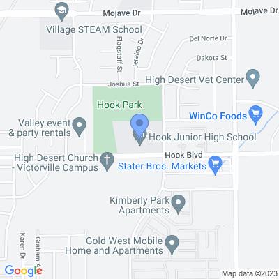 15000 Hook Blvd, Victorville, CA 92394, USA