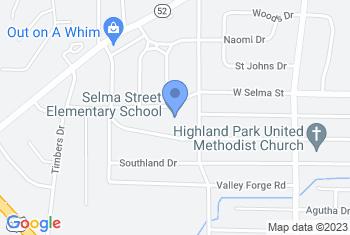 1501 W Selma St, Dothan, AL 36301, USA