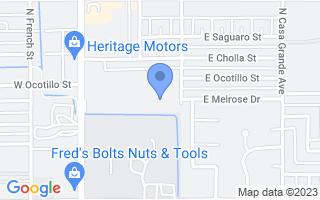 1501 N Center Ave, Casa Grande, AZ 85122, USA