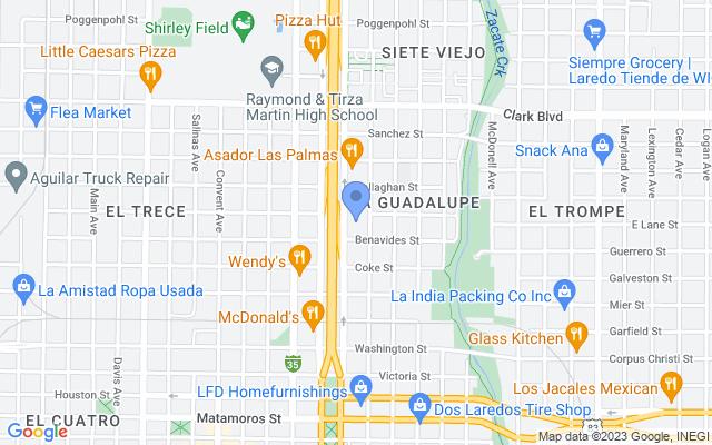 1508 San Eduardo Ave, Laredo, TX 78040, USA