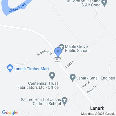 151 George St, Lanark, ON K0G 1K0, Canada