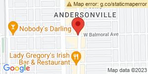 Marty's Martini Bar Location
