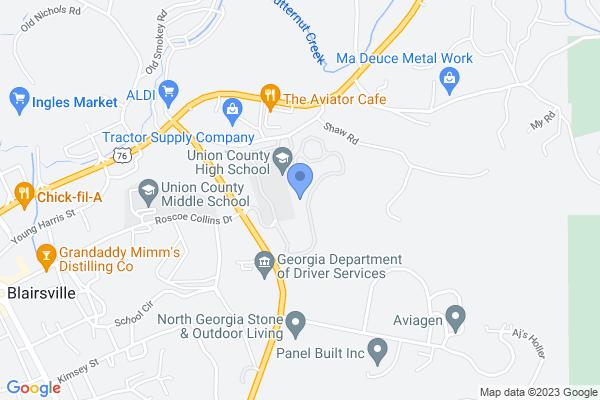 153 Panther Cir, Blairsville, GA 30512, USA