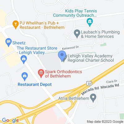 1560 Valley Center Pkwy, Bethlehem, PA 18017, USA