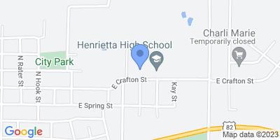 1600 E Crafton St, Henrietta, TX 76365, USA