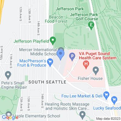 1600 S Columbian Way, Seattle, WA 98108, USA