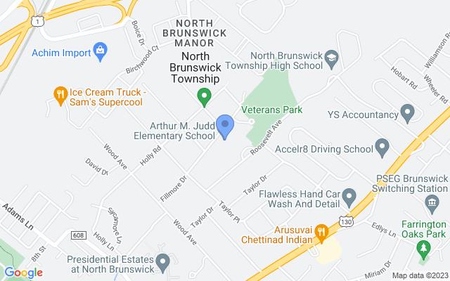 1601 Roosevelt Ave, North Brunswick Township, NJ 08902, USA