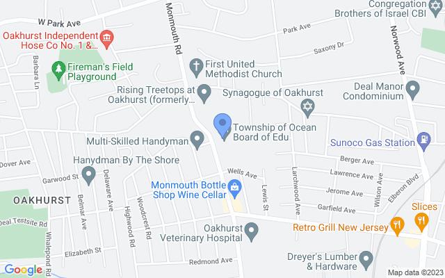 163 Monmouth Road, Oakhurst, NJ 07755, USA