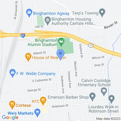 167 E Frederick St, Binghamton, NY 13904, USA