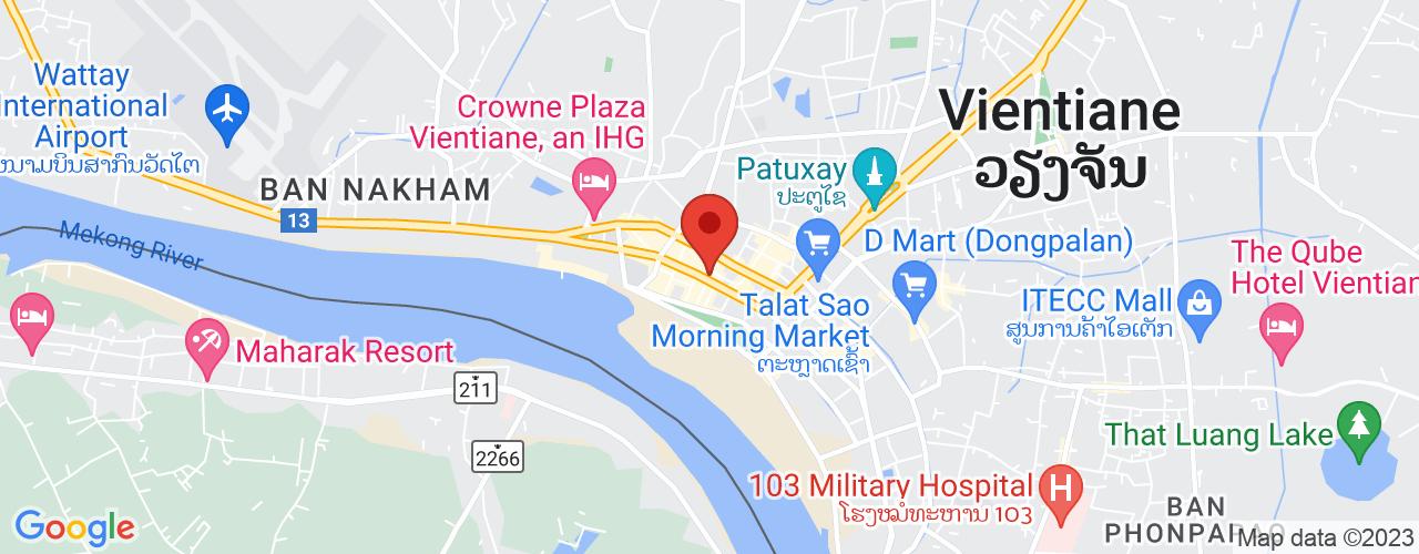 Pimenton Restaurant Vientiane